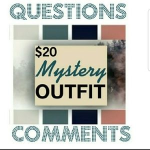 Sweaters - NEW $20 Mystery Outfit Q & A. Other Full